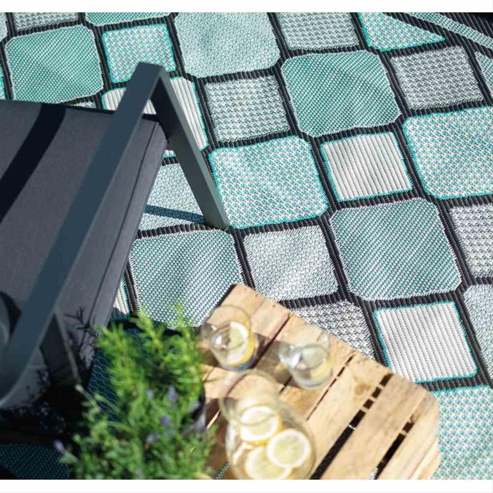 Outdoor-Teppich Siena Garden Dover Polypropylen 250x200cm Bild 2