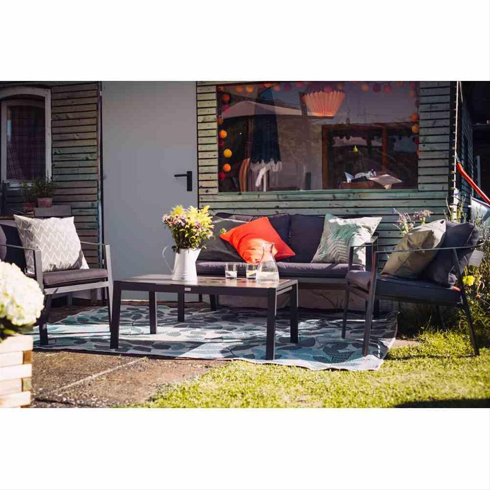 Outdoor-Teppich Siena Garden Lews Polypropylen 190x133cm Bild 4