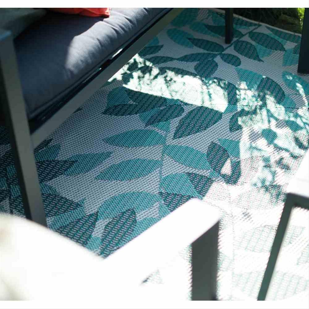 Outdoor-Teppich Siena Garden Lews Polypropylen 213x160+112x80cm Bild 3