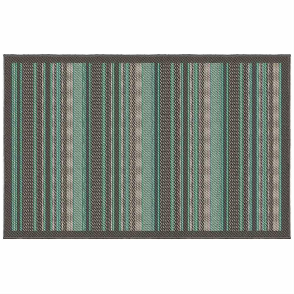 Outdoor-Teppich Siena Garden Pembrok Polypropylen 213x160+112x80cm Bild 1