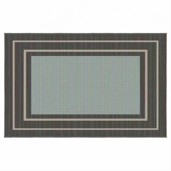 Outdoor-Teppich Siena Garden Strome Set Polypropylen 213x160+112x80cm Bild 1