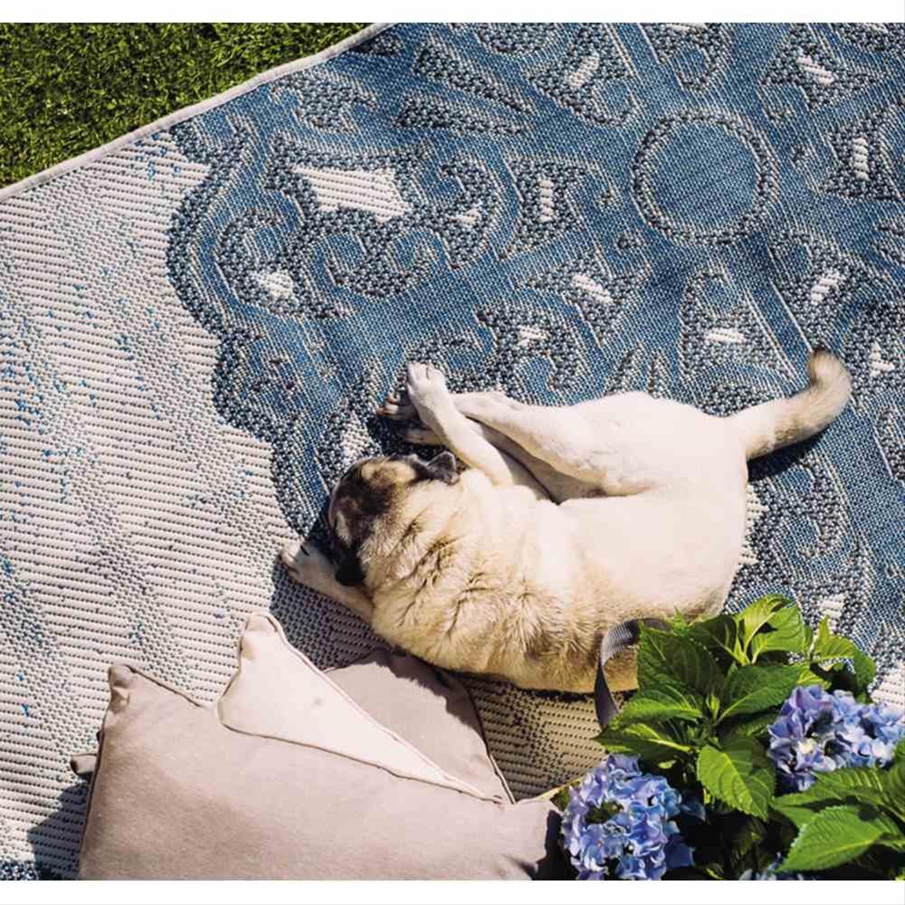 Outdoor-Teppich Siena Garden Tantallon Polypropylen 190x133cm Bild 2