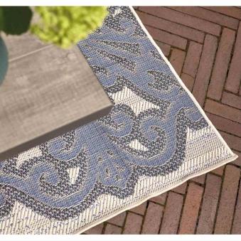 Outdoor-Teppich Siena Garden Tantallon Polypropylen 190x133cm Bild 3