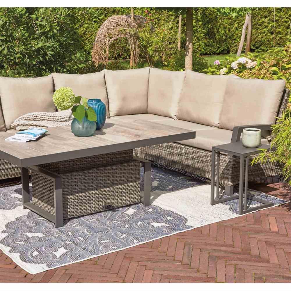 Outdoor-Teppich Siena Garden Tantallon Polypropylen 250x200cm Bild 5