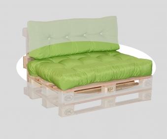 Doppler Palettenkissen / Sitzkissen für Palettenmöbel Des. Look 836 Bild 1