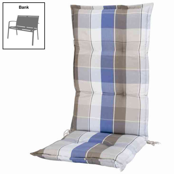 polster auflage gartenm bel gartenbank 150cm des naxos 10358 100 bei. Black Bedroom Furniture Sets. Home Design Ideas