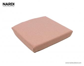 Auflage / Polster für Nardi Gartensessel Net Relax rosa quarzo