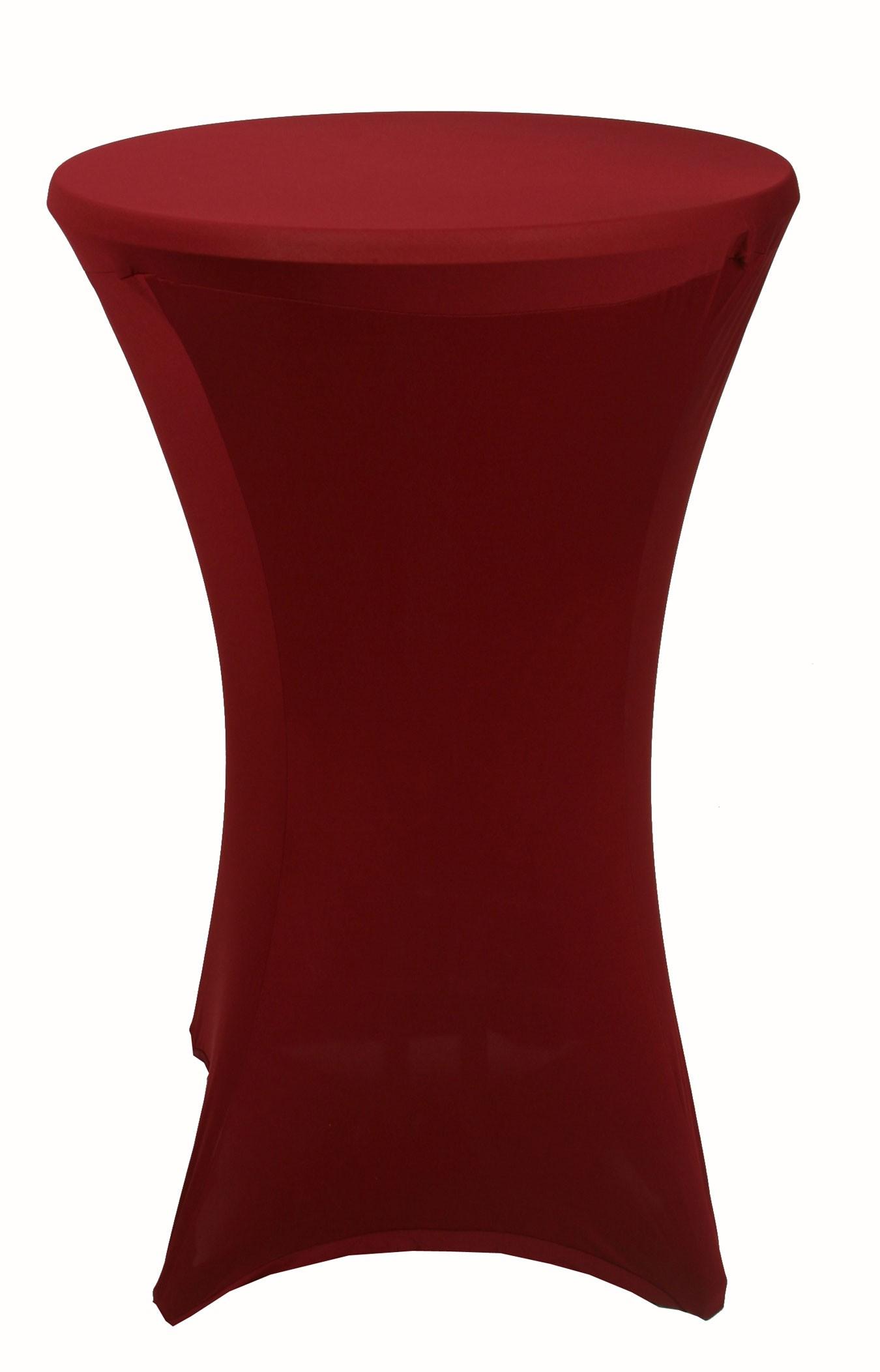 Spannhusse GO-DE für Stehtisch bis Ø 70 cm Dessin 1130 Bild 1