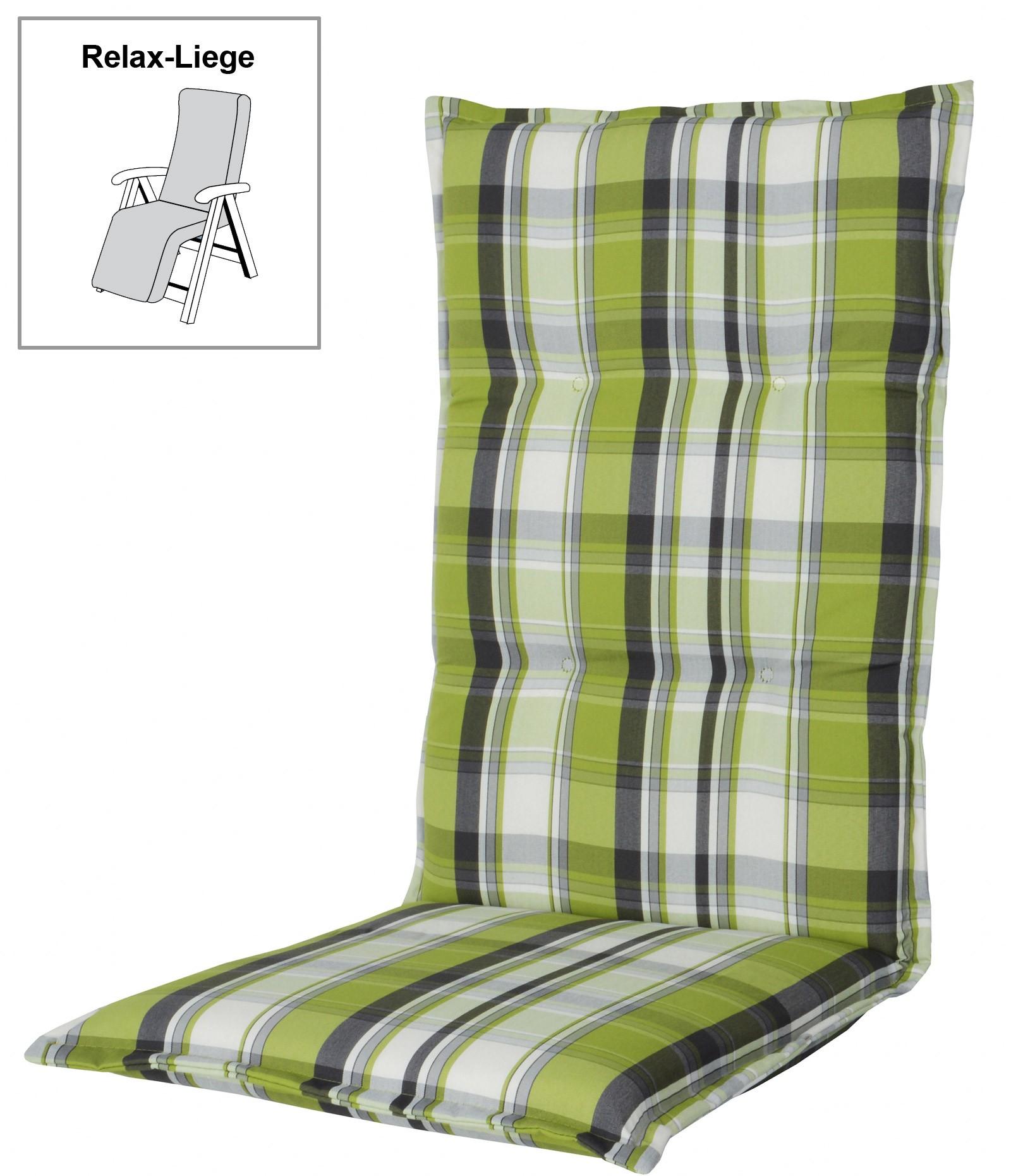 Doppler Polster / Auflage für Gartenmöbel Relaxsessel Comfort D 5336 Bild 1