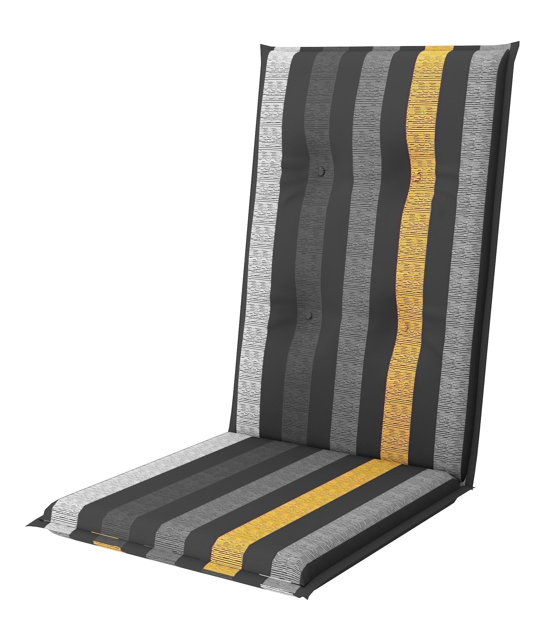 polster auflage f r gartenm bel gartensessel hl modern. Black Bedroom Furniture Sets. Home Design Ideas