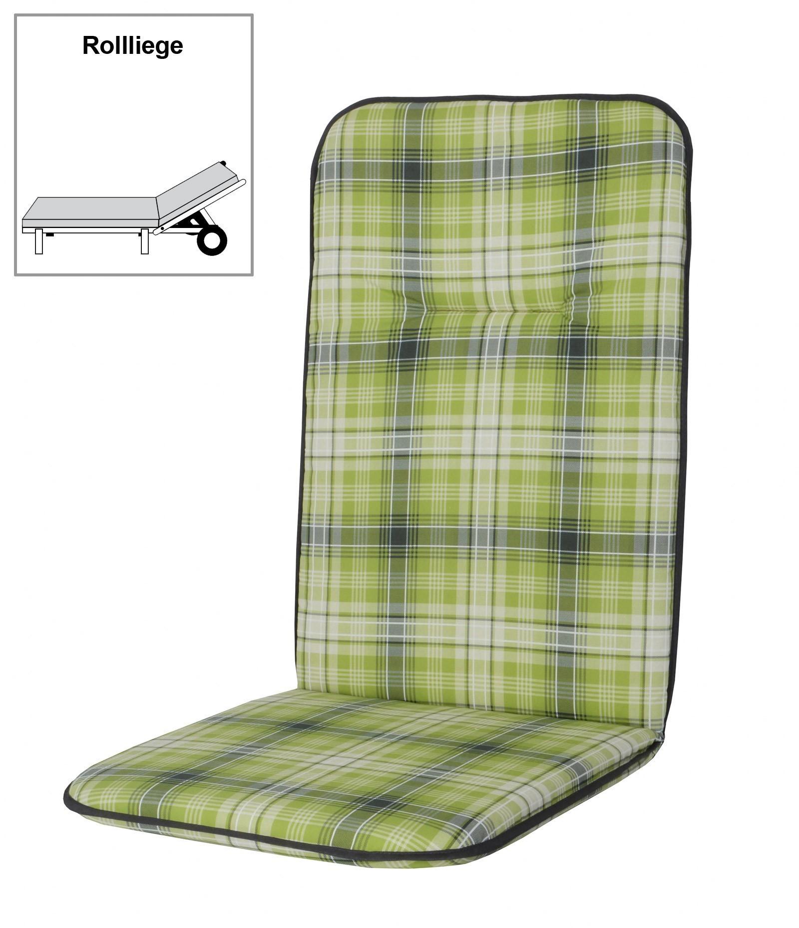 polster auflage f r gartenm bel gartenliege des basic 5900 bei. Black Bedroom Furniture Sets. Home Design Ideas
