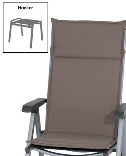 sun garden auflage f r gartenm bel gartenhocker des esdo. Black Bedroom Furniture Sets. Home Design Ideas