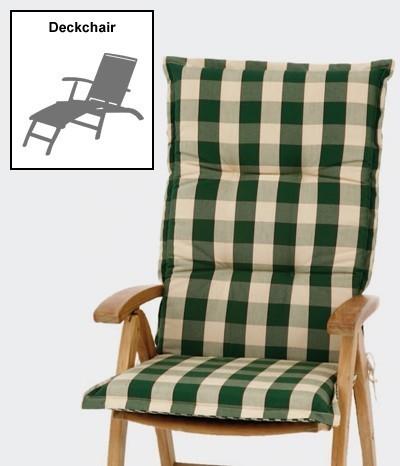 Siena Garden Polster / Auflage Gartenmöbel Deckchair Des. Kent Bild 1