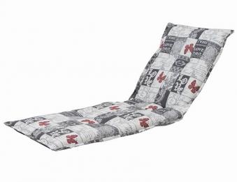 polster auflage f r gartenm bel gartenliege des kiruna bei. Black Bedroom Furniture Sets. Home Design Ideas