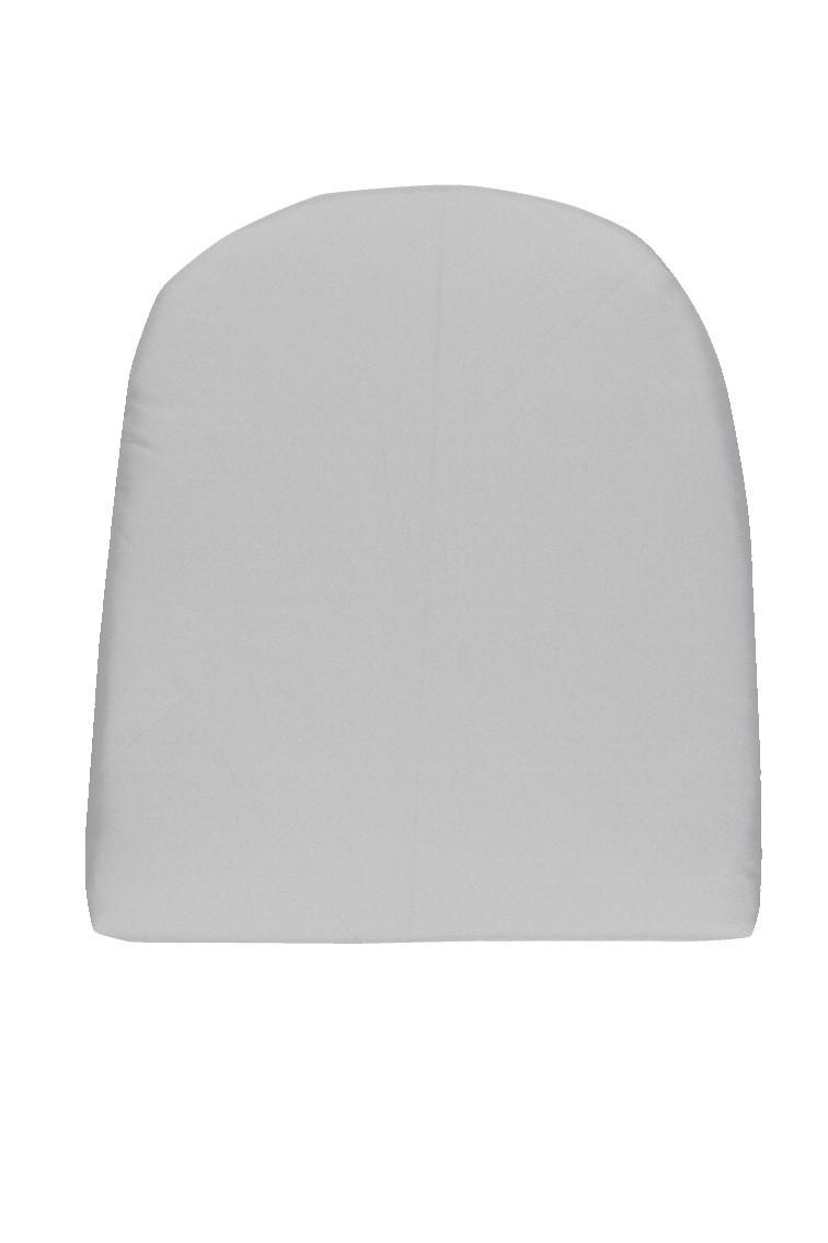 Doppler Sitzkissen / Stuhlkissen gerundet 45x48cm Des. Look 827 Bild 1