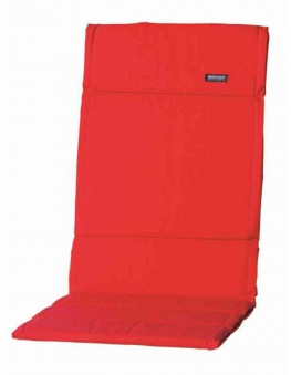 Madison Auflage für Klappsessel HL dünne Ausführung Des. Panama red Bild 1