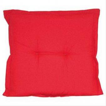 Madison Polster / Auflage für Gartenhocker Des. Panama red Bild 1
