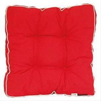 Madison Polster / Sitzkissen Florence für Gartensessel Des. Panama red Bild 1
