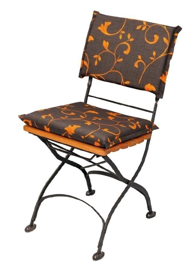 auflage polster f r gartenstuhl 2 teilig 3111 ranke umbra bei. Black Bedroom Furniture Sets. Home Design Ideas