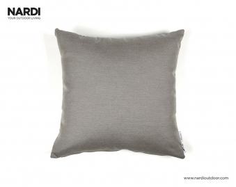 Nardi Dekokissen / Zierkissen Cuscino Passpartout 50x48cm grigio sunbr Bild 1