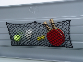 Deckelnetz für Biohort Gartenbox Freizeitbox Bild 1