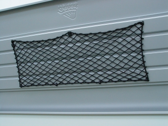 Deckelnetz für Biohort Gartenbox Freizeitbox Bild 2