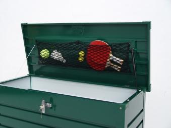 Deckelnetz für Biohort Gartenbox Freizeitbox Bild 3