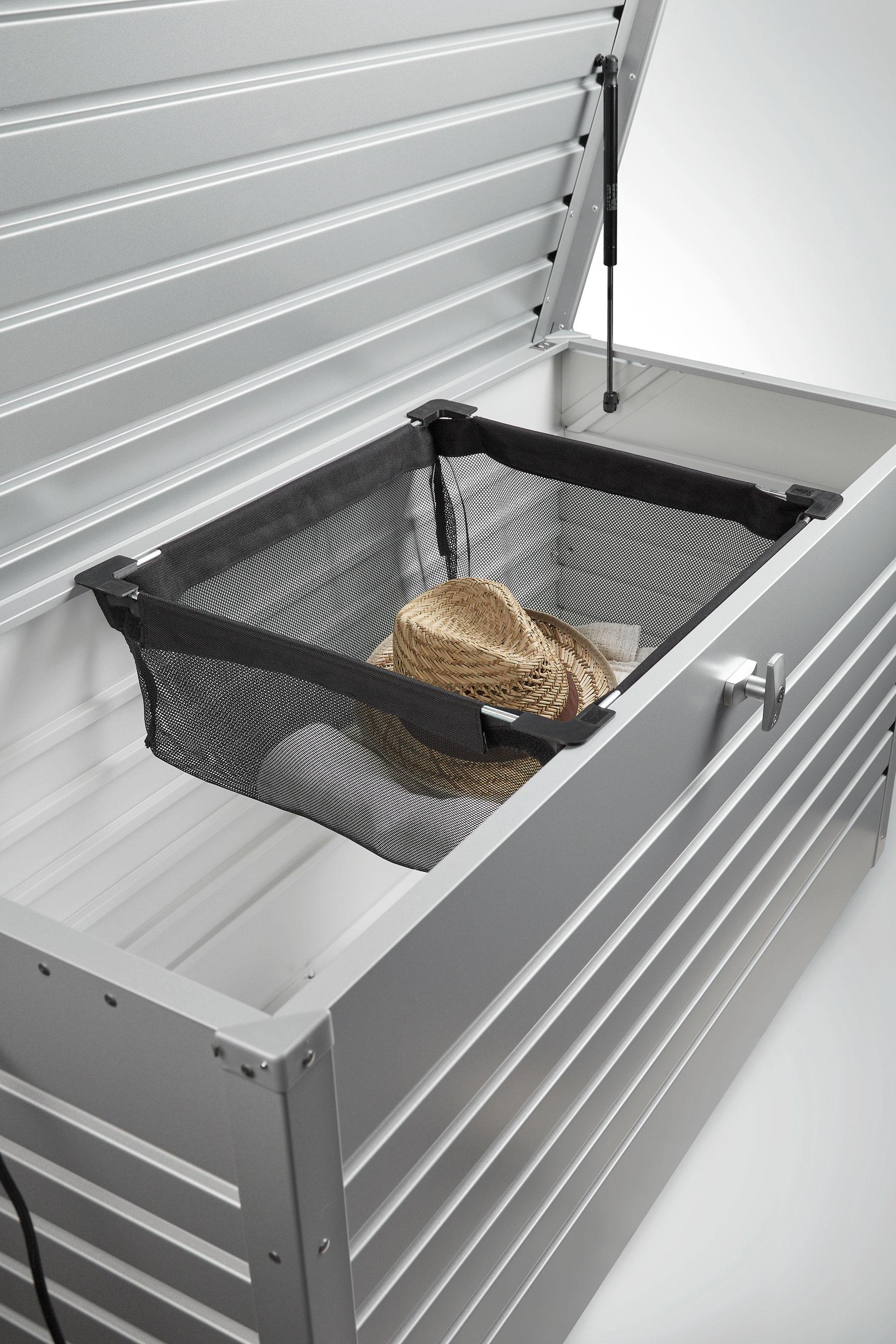 Einhängesack Typ C für Biohort Freizeitbox 160/180 schw. 68,5x67x20cm Bild 1