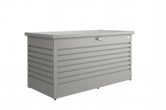 Gartenbox Auflagenbox Biohort Freizeitbox 160 quarzgrau-metallic Bild 1