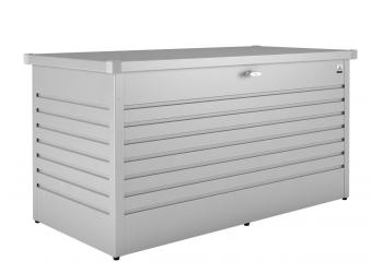 Gartenbox Auflagenbox Biohort Freizeitbox 160 silber-metallic Bild 1