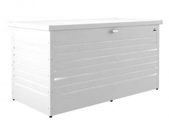 Gartenbox Auflagenbox Biohort Freizeitbox 160 weiss Bild 1