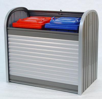 Gartenbox / Auflagenbox Biohort Storemax 120 dunkelgrau-metallic Bild 3