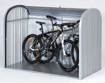 Gartenbox / Auflagenbox Biohort Storemax 190 dunkelgrau-metallic Bild 2