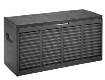 Gartenbox / Kissenbox Promo 119x42,5x57,7cm grau Bild 1