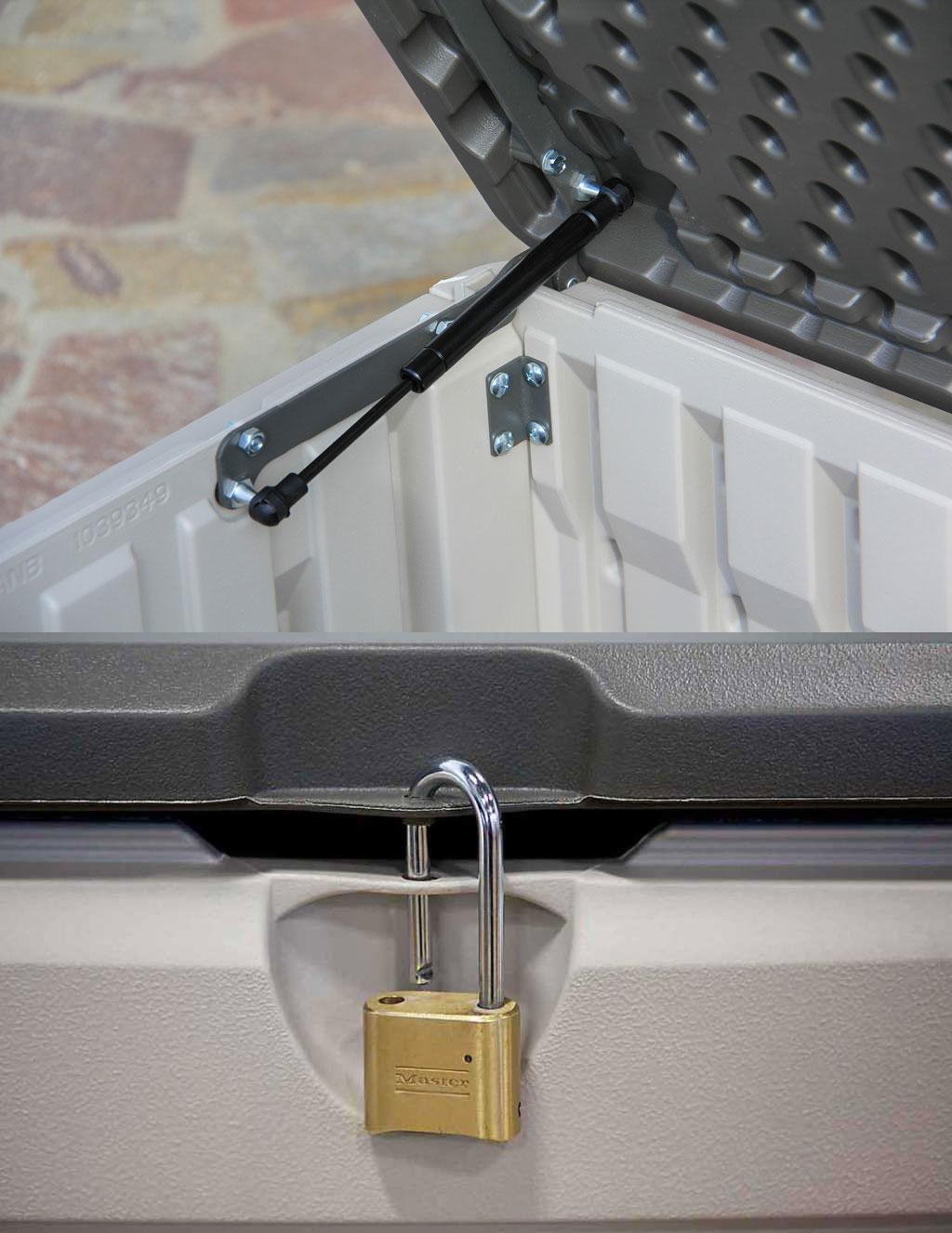 kissenbox xxl gartenbox kissenbox xxl kunststoff xxcm bild with kissenbox xxl cheap lifetime. Black Bedroom Furniture Sets. Home Design Ideas