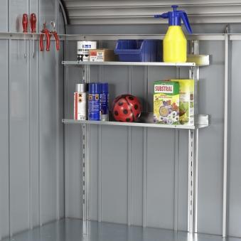 Regale Set Biohort für Gartenbox / Auflagenbox Storemax 190 Bild 1
