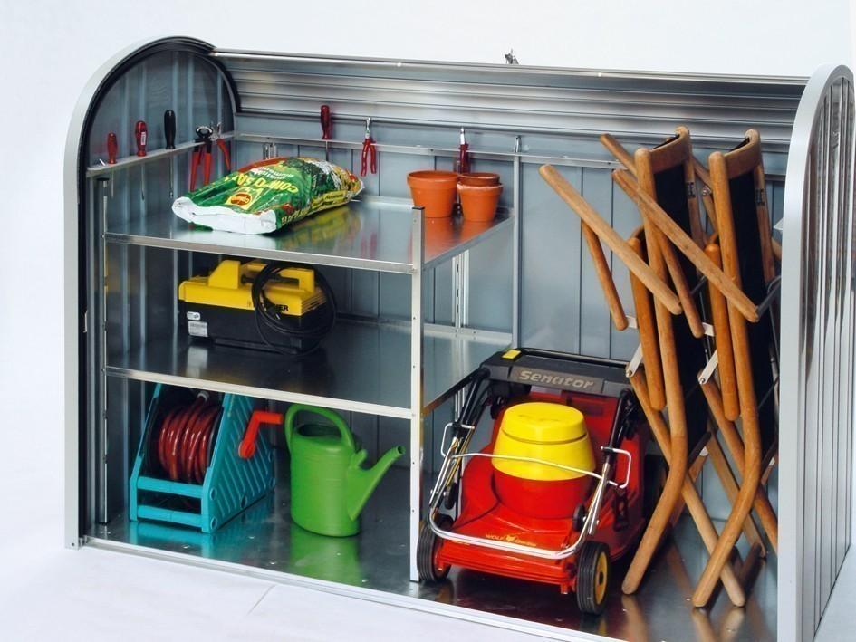 Zwischenboden Biohort für Gartenbox / Auflagenbox Storemax 160 Bild 2