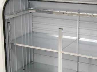 Zwischenboden Biohort für Gartenbox / Auflagenbox Storemax 160 Bild 1