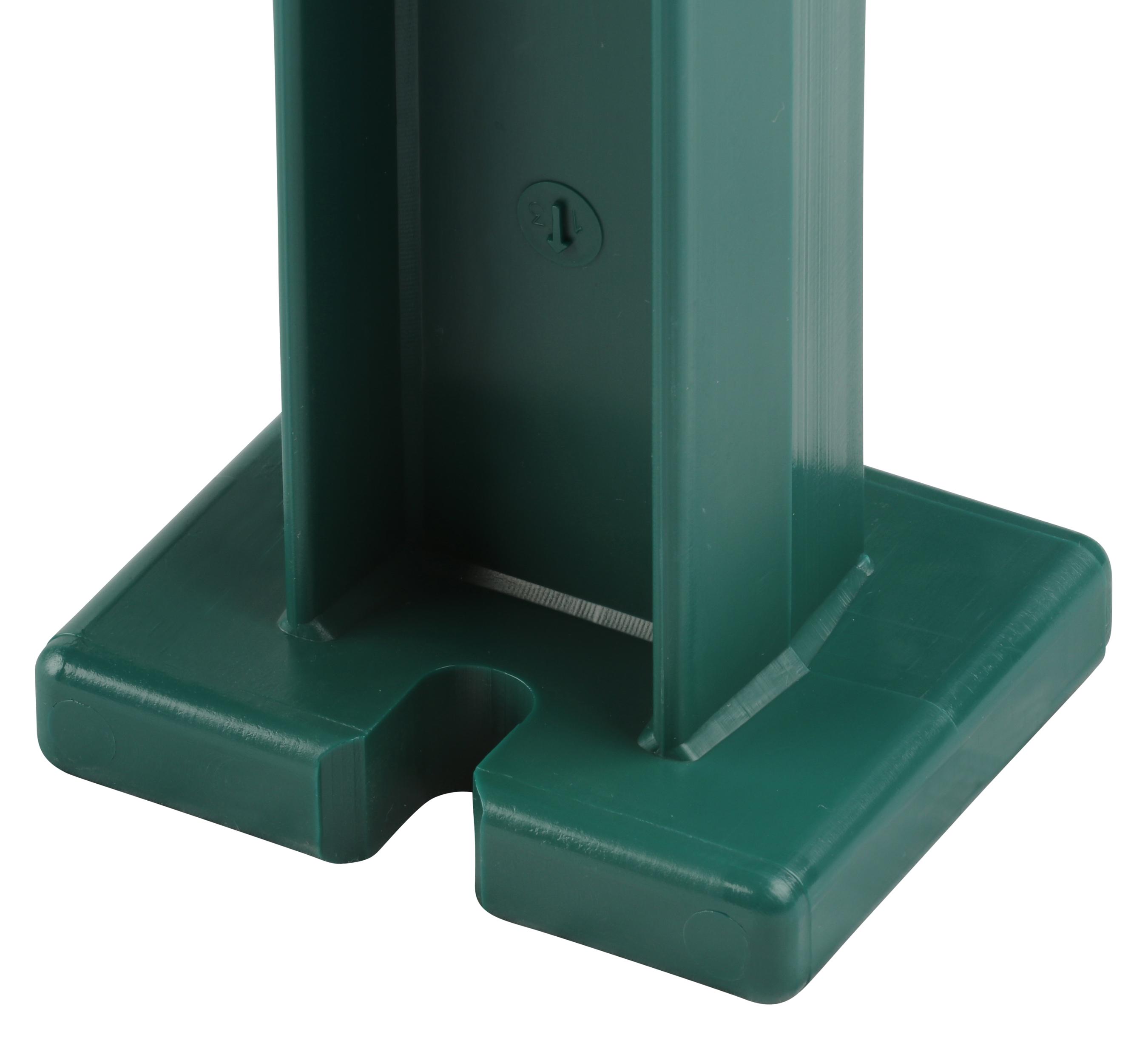 Blome Gartenbank / 3-Sitzer Bank Mono I Kunststoff grün 150cm Bild 2