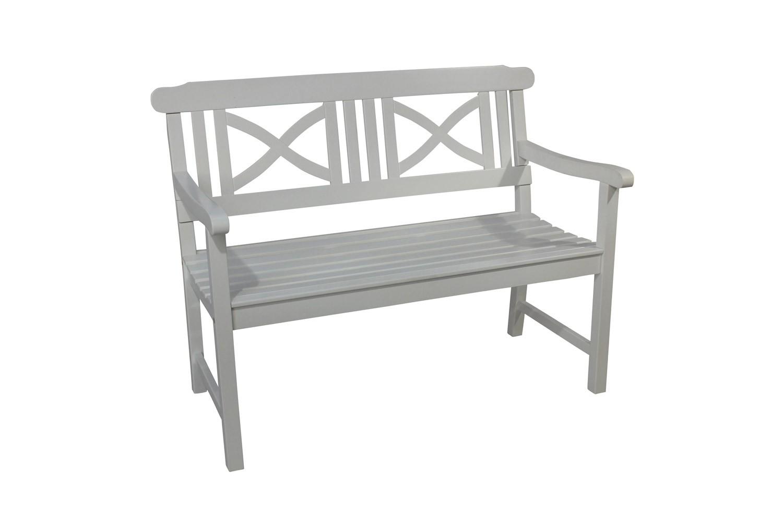 gartenbank 2 sitzer g teborg akazie 120cm bei. Black Bedroom Furniture Sets. Home Design Ideas