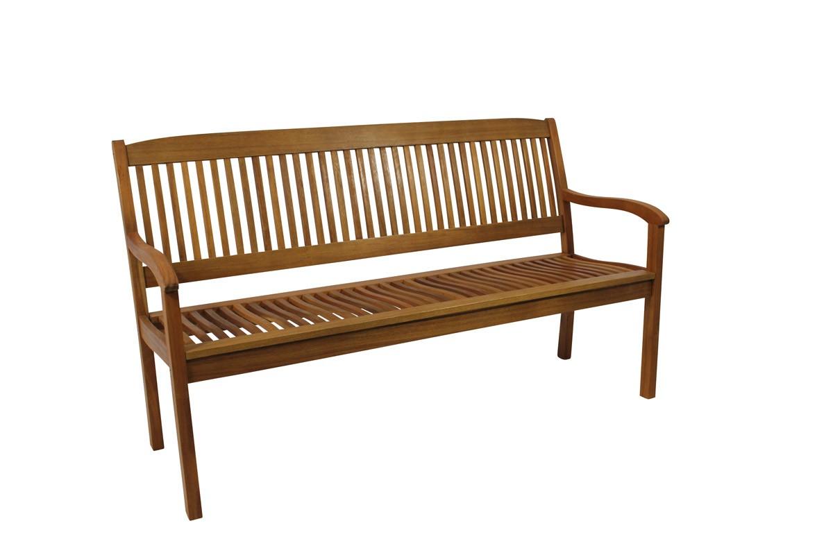 Gartenbank / 3-Sitzer Isabel Gardissimo Akazie 157cm Bild 1