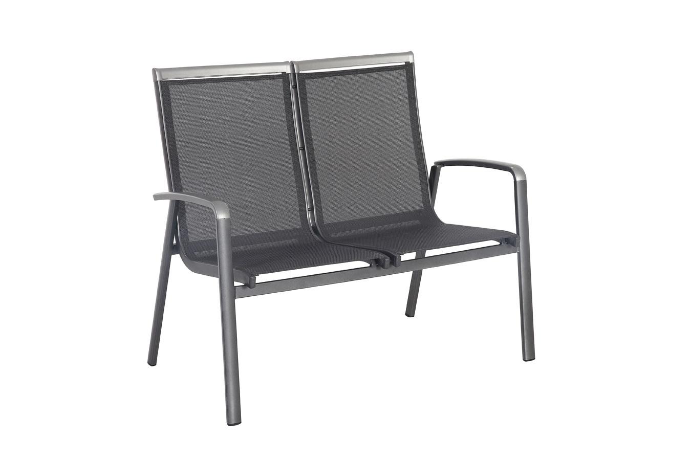 gartenbank metall 2 sitzer best sitzerbank in modern with. Black Bedroom Furniture Sets. Home Design Ideas
