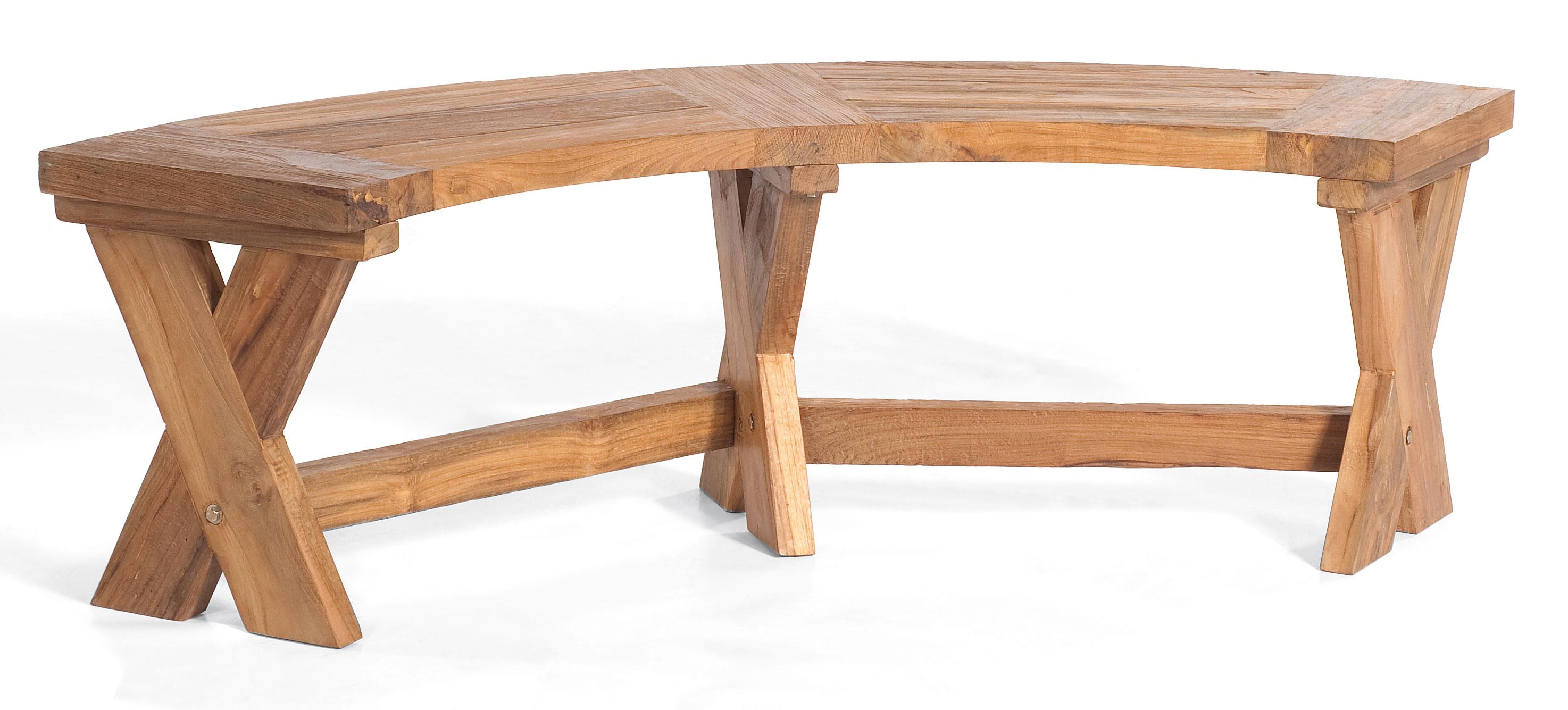 sonnenpartner gartenbank quantum old teak halbrund bei. Black Bedroom Furniture Sets. Home Design Ideas