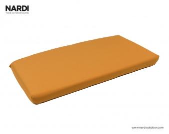 Auflage / Polster für Nardi Gartenbank Net Bench senape