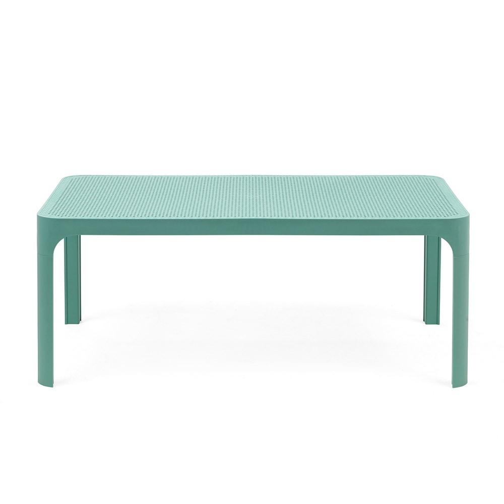 Nardi Gartentisch Net Table 100 Kunststoff 100x60cm salice Bild 1