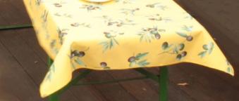 Tischdecke für Festzelt / Biertisch beo 80x240cm M833 Bild 1