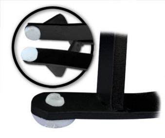 Fußkappen Set für Biergartenmöbel Exclusiv / Classic / Natur 4 Stück