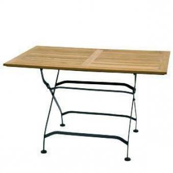 Gartentisch holz metall klappbar  Gartentisch Holz Metall Klappbar YR92 – Hitoiro