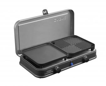 CADAC Campingkocher 2-Cook Pro Deluxe 50mbar Bild 2