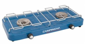 Campingaz Camping Gaskocher Base Camp 2-flammig Bild 1